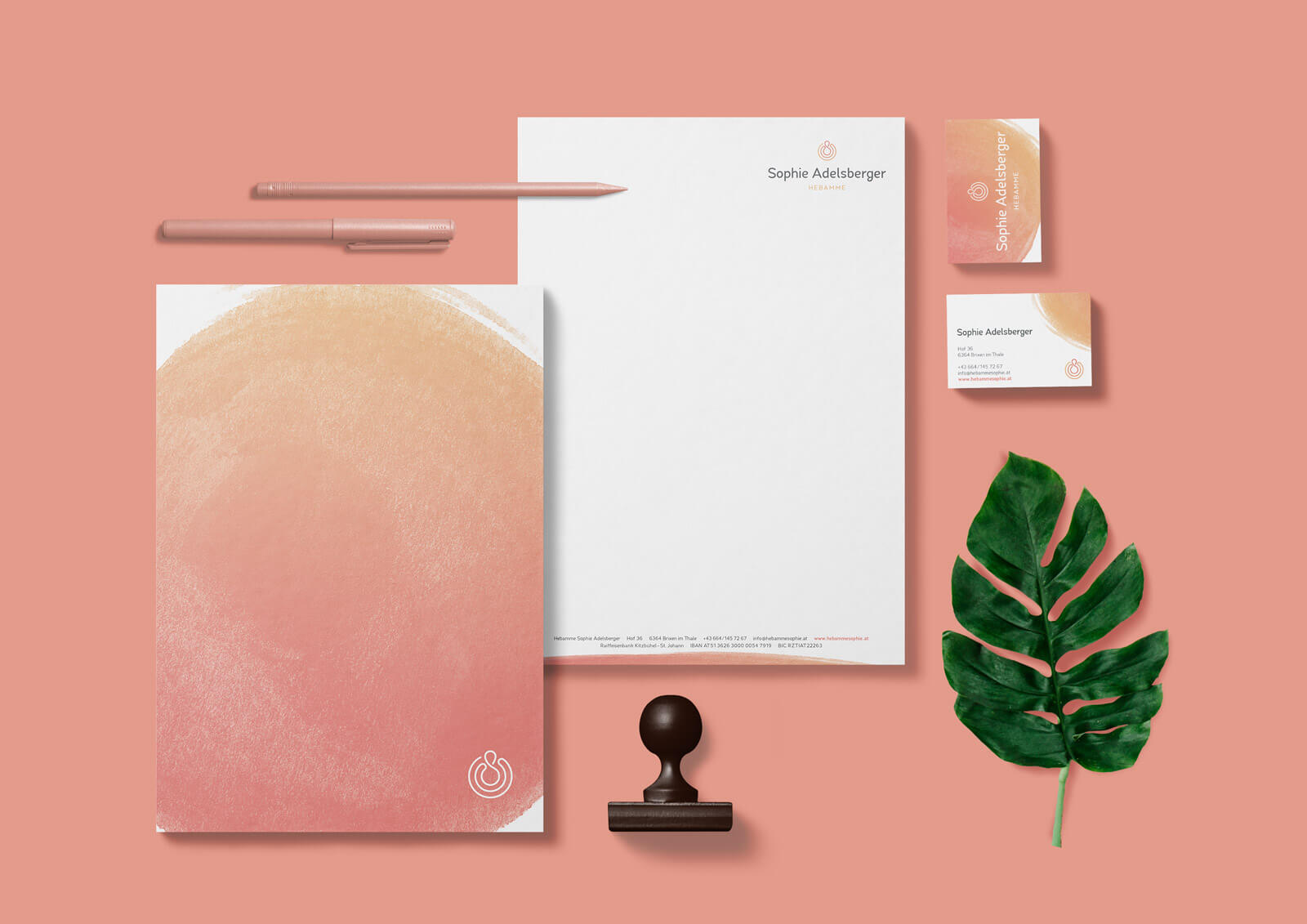Mario Salvenmoser Graphic Design